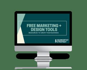 Free Marketing + Design Tools Thumbnail