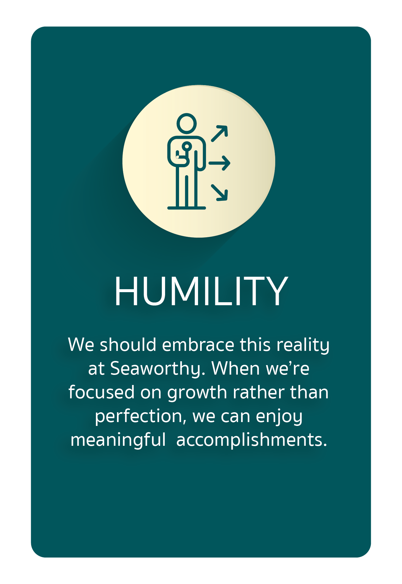 Core Value Humility