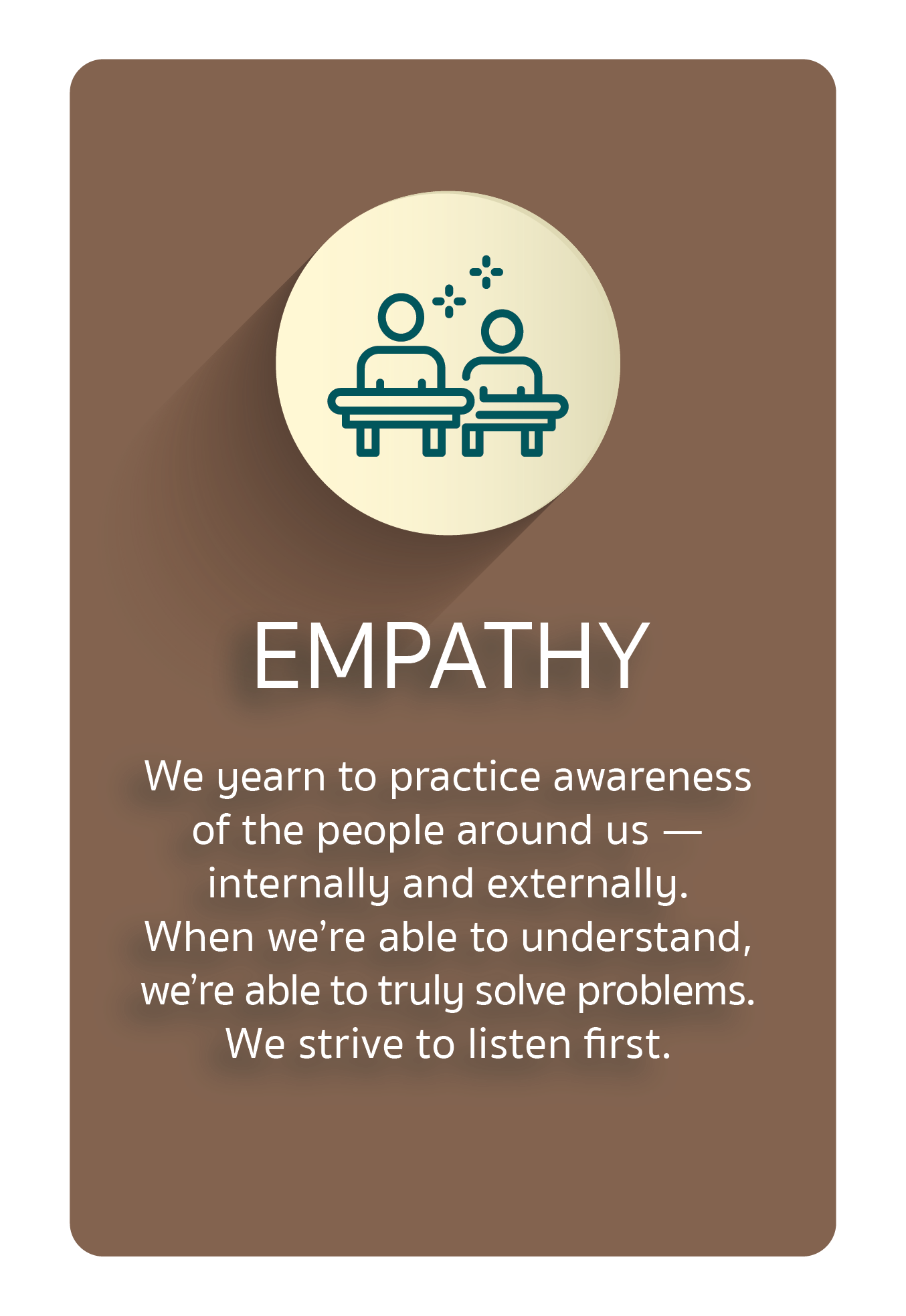 Core Value Empathy
