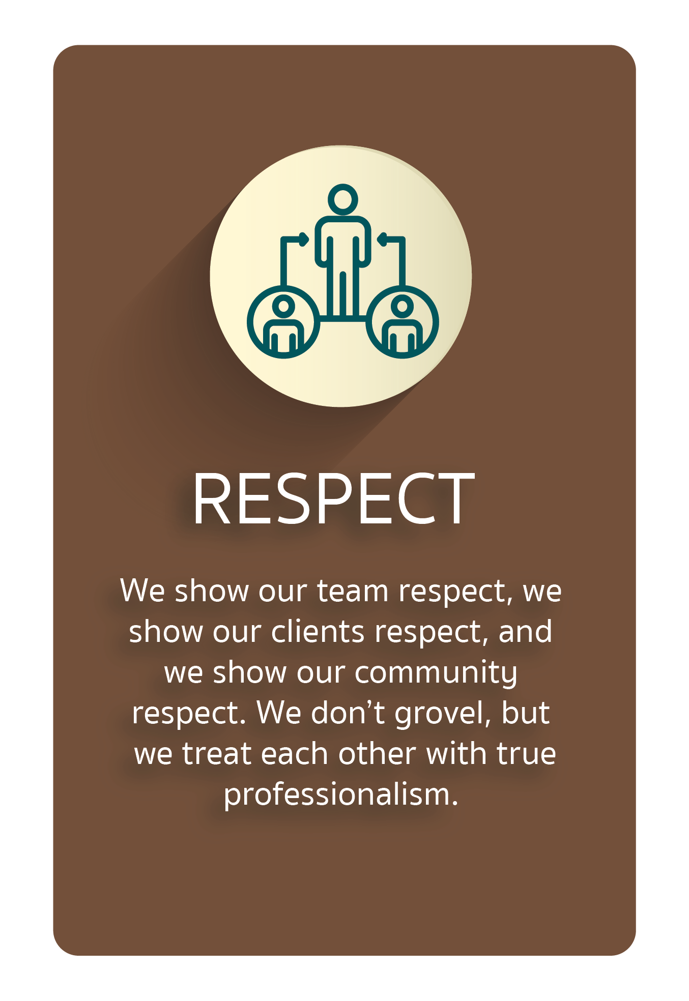 Core Value Respect