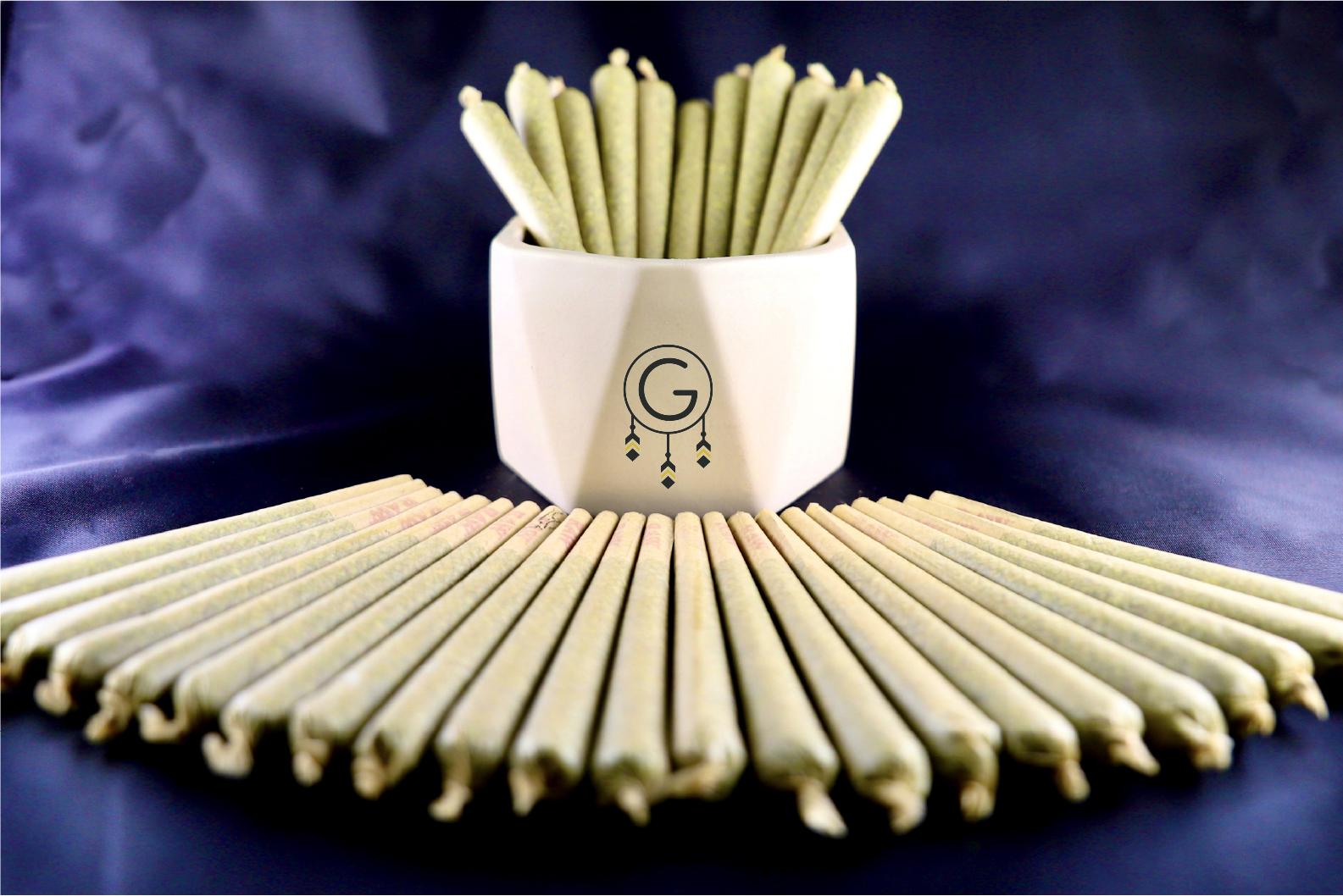 Cannabis Marketing Photography